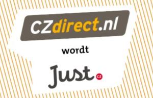 CZdirect gaat vanaf 2019 Just heten