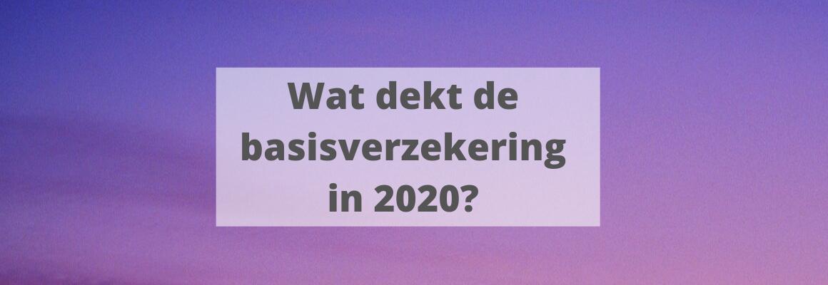 dekking-basisverzekering-2020