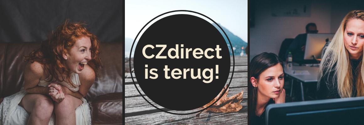 czdirect-keert-terug-in-2020