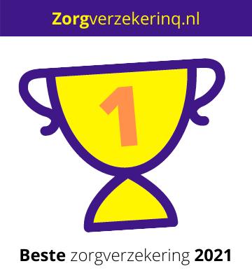 Beste zorgverzekering overzicht 2021