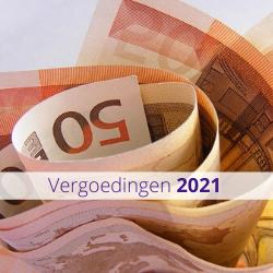 Vergoeding zorgverzekering in 2021